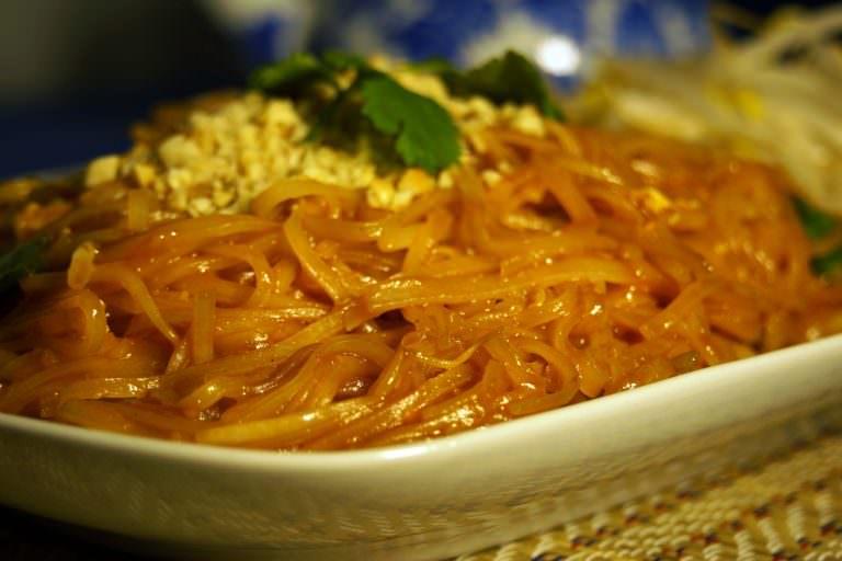 Pad Thai by Sala Thai Cuisine.