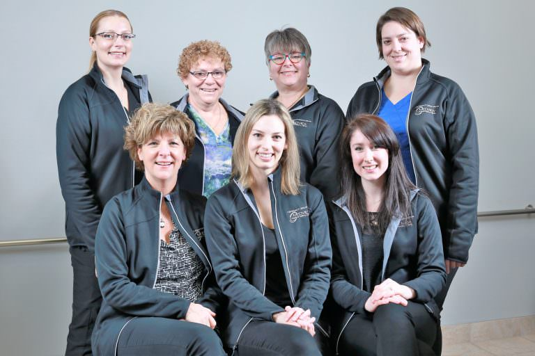 Medview Optometery's team of optometrists and staff.